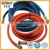 Factory price IEC61770 and ISO3821 cetificated synthetic rubber oxygen acetylene hose made in China
