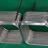 stainless steel tubing coil used for Miniature heater/cooler