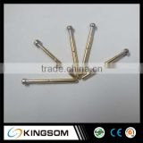 spring contact probe ,pcb test probe ,contact probe pin