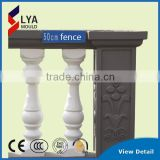 Inquiry about ABS fence mould