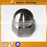 Stainless steel custom machining product , picking finished