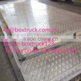 CKD dry box body FRP honeycomb panels