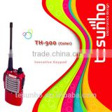 TESUNHO TH-900 strong power long distance water proof handheld walkie talkie two way radio