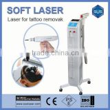 1064nm 2013 Tattoo Removal Wholesale Q Switch Nd Yad Mongolian Spots Removal Laser Tattoo Removal Beauty Machine Tatoo Removal Equipment
