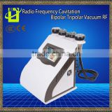 Ultrasound Therapy For Weight Loss Rf Cavitation Slimming Machine Beauty Salon Weight Loss Equipment 5 Cavitation Weight Loss Machine In 1 With Ultrasonic Vacuum RF For Fat Burning Equipment