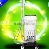 Vertical Ultrasonic Cavitation Vacuum Slimming Machine Fat Freezing For Vela Shape Machine Cellulite Reduction