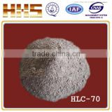 Castable cement refractory reforced stainless steel manufacturing used