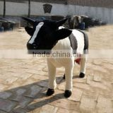 animals cow outdoor garden decor stuffed buffalo toys