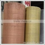 brass wire mesh/cloth H65/H68/H80/red copper wire cloth/mesh/phosphor bronze wire mesh/cloth