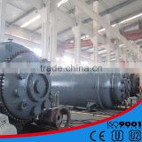 high quality waste tyre pyrolysis reactor for sale