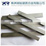 tungsten carbide strip for cutting tools, tungsten carbide flat bar , hard alloy plates for wood cutting