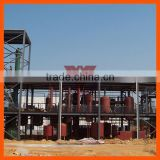 100t/d Marijuana(hemp seed) small scale palm oil refining machinery /oil refine machine/oil refinery equipment