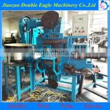 plastic water bucket metal wire handle shaping machine /barrel metal handle forming machine