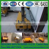 Hot sale automatic gypsum White Sand mortar,mountain flour, Cement, Foam plaster spray machine for wall