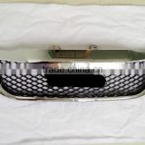 Chrome Front Grille Trimming for Toyota HILUX VIGO 2012 2013
