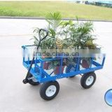 metal folding wagon beach hand pull cart