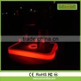 led fruit dish Flashing led Tray Fruit Dish Design