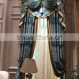 bedroom furniture Window decorative hand made hanging curtain pelmet