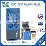 Computer screen display universal testing machine price, tensile testing machine automatically