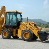 Backhoe loader UNIONTO WZ30-25, Cummins engine