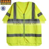 radians SV6 economy cooling vest with reflective strip