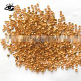 AAA grade Hot fix rhinestud iron on metal studs for shoes jeans
