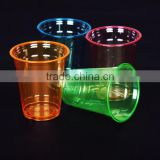 Hot promotional Colorful Transparent PP Plastic Cup