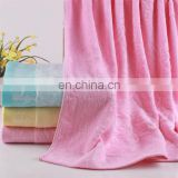 Plus size thickening loop pile bamboo fibre 100% cotton Bath towel adult soft wool absorbent Towel set