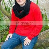 Men`s v-neck knitted cashmere pullover sweater