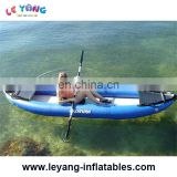 Inflatable sea kayak / water sport rigid inflatable boat for sale / inflatable drifting boat