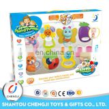 China supplier plastic funny baby custom silicone teether