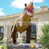 Jurassic World Theme Park Robotic T-rex Dinosaur Model