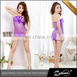 Classic Design Transparent Breathable Sexy Lingerie Hot