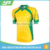 Full Digital Sublimated Printing Custom Made V Neck cheap cricket uniform
