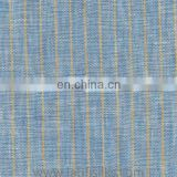 LINEN FABRIC BLUE AND YELLOW