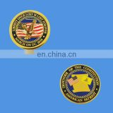 zinc alloy coin, alloy commemorative coin