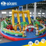 commercial inflatable slide Inflatable dry Slide inflatable combo for sale