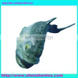animal fish pvc figurine