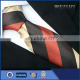 gift customized manufacturer mens stripe tie
