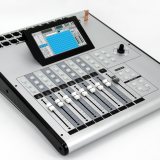"Digital Mixer with 7""Touch Control Panel"