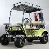 Carryall 4X4 Electric Golf Cart 4KW 48V CE certificate
