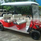 6 seater battery power passanger car, sightseeing bus, utility vehicle