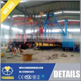 Hot Selling Sand Mining Machine 12 inch Cutter Suction Dredger