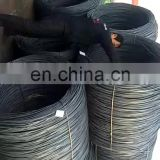 China Q195 sae1008 DIN 17223 72A 72B 82A 82B Hot Rolled Steel Wire Rod In Coils wholesale