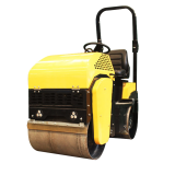 Hot sale small A-80 vibratory roller and compactor with diesel