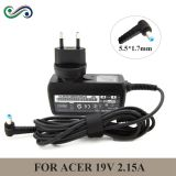 19V 2.15A 40W 5.5x1.7mm Laptop AC Adapter Charger For Acer Aspire Power Supply