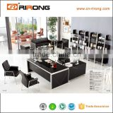 Hotsale modern design leather sectional office sofa