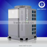 Super quality scroll compressor 8KW to 120 KW air to water heat pump china top scale supplier