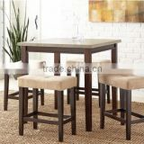 Home furniture with bar table and chairs for competitive price                                                                         Quality Choice