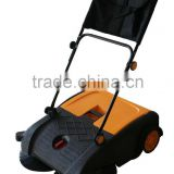 Warehouse Road sweeper floor cleaner machine